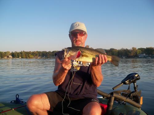 Lake and fishing information for koontz lake starke for Fish lake indiana
