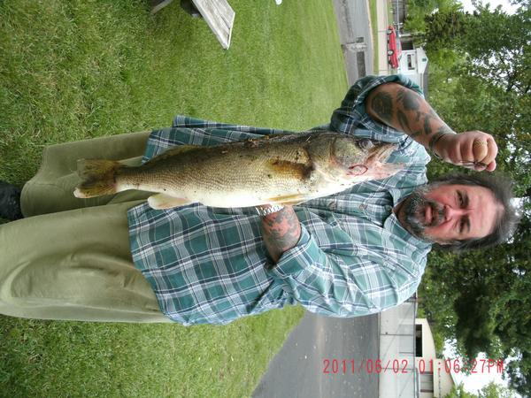 Lake and fishing information for petenwell lake adams for Best shore fishing in wisconsin