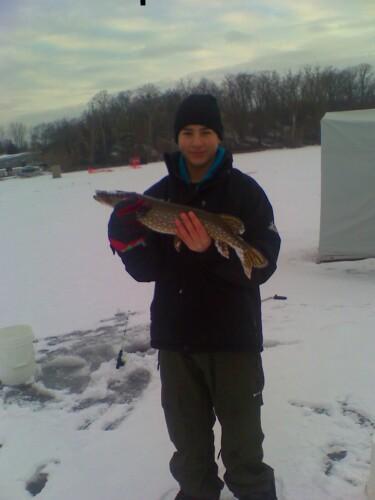Lake and fishing information for marion lake dakota for Lake marion fishing report