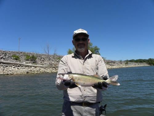 Lake and fishing information for red rock marion county for Iowa fishing lakes