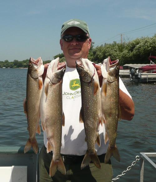 Green lake photos green lake county wisconsin for Fishing season wisconsin
