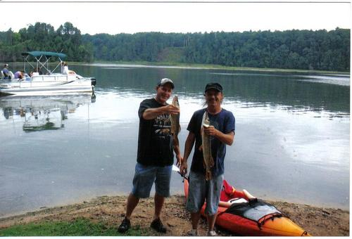 Lake and fishing information for tippy dam pond manistee for Tippy dam fishing