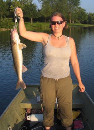 Lake and fishing information for kent park johnson for Iowa fishing lakes