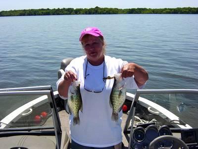 Lake and fishing information for rend lake franklin for Rend lake fishing