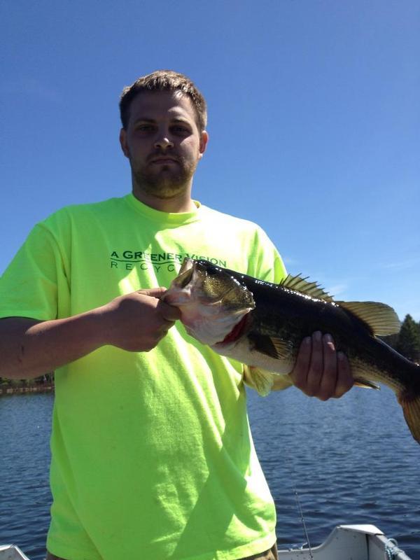 report fishing for dakota lakes south