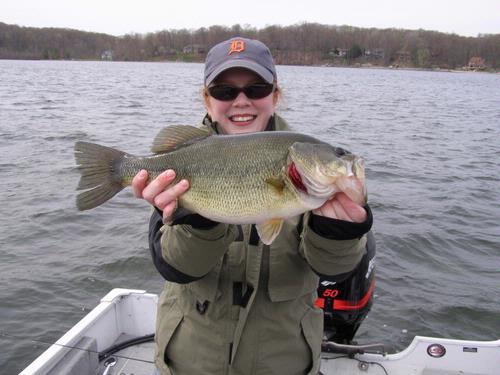 Lake and fishing information for big whitefish lake for Big fish lake