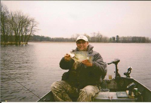 White crappie for Fish stocking prices