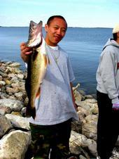 Devils lake photos ramsey county north dakota for Nd game and fish stocking report