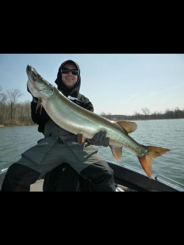 Lake and fishing information for tippecanoe lake for Fish in indiana