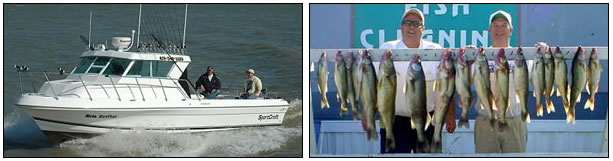 Erie Drifter Sportfishing