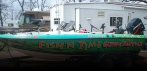 Fish 'n Time Guide Service