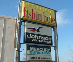 R&R Sports Fishin Hole