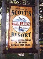 Scott's Twin Lakes Resort