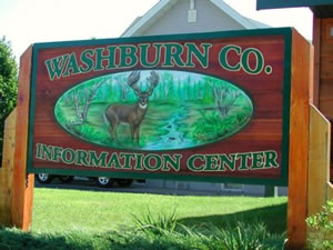 Washburn County Tourism Information Office