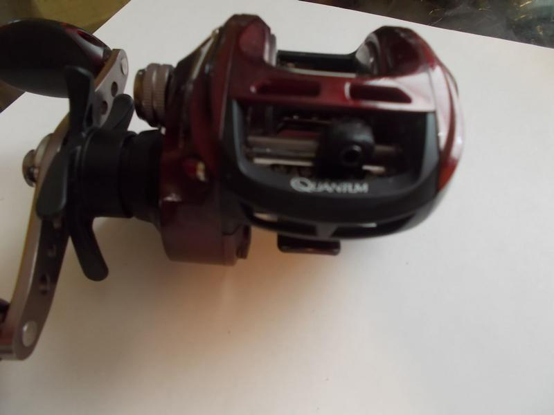 QUANTUM KINETIC BAITCASTER 6.3.