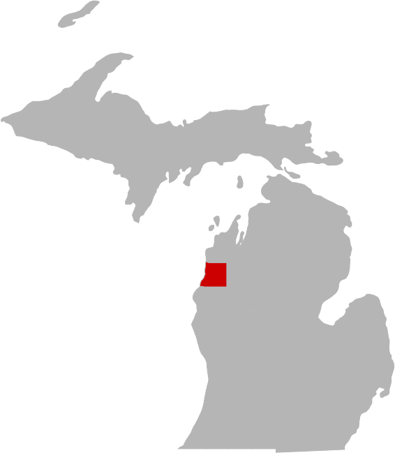 Portage Lake - Manistee County, Michigan