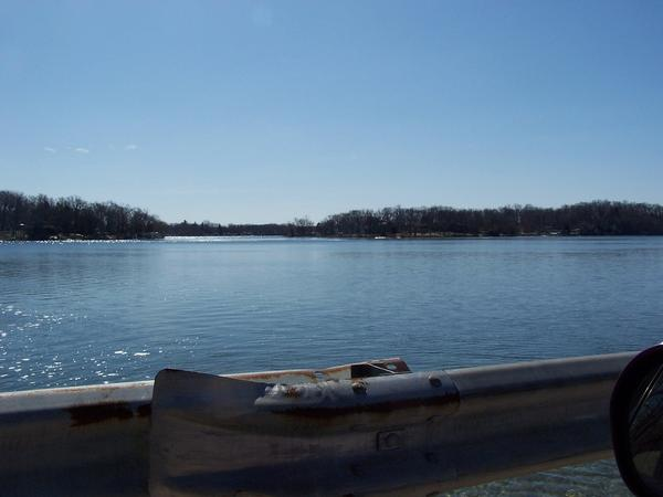 Middle lake lauderdale lakes walworth county fishing for Lake link wi fishing reports