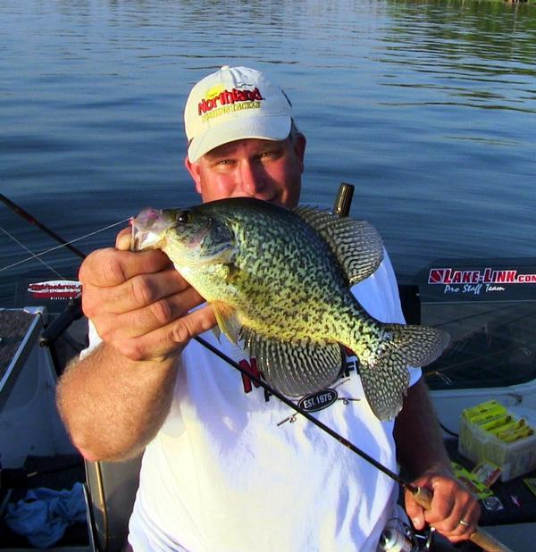 Drifting for crappies for Fish sniffer forum