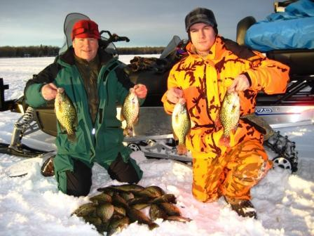 Namekagon bayfield county fishing reports and discussions for Ice fishing deals