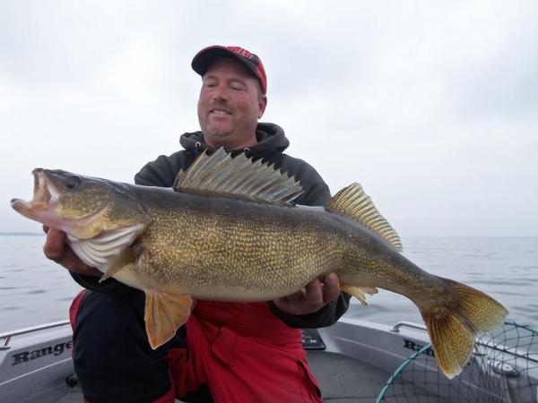 Little big bay de noc fishing reports and discussions for Bay de noc fishing report