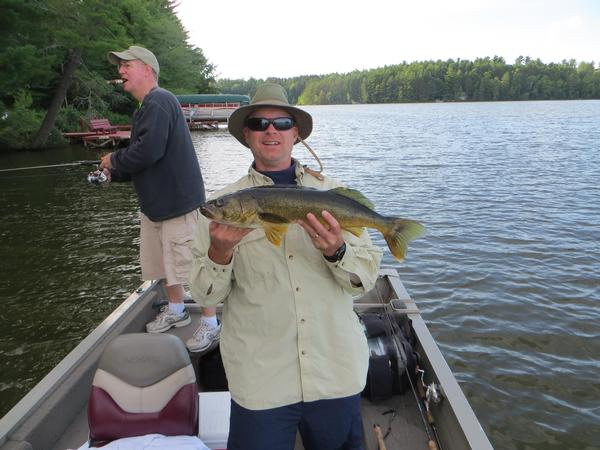 Eagle river chain vilas county fishing reports and for Vilas county fishing report