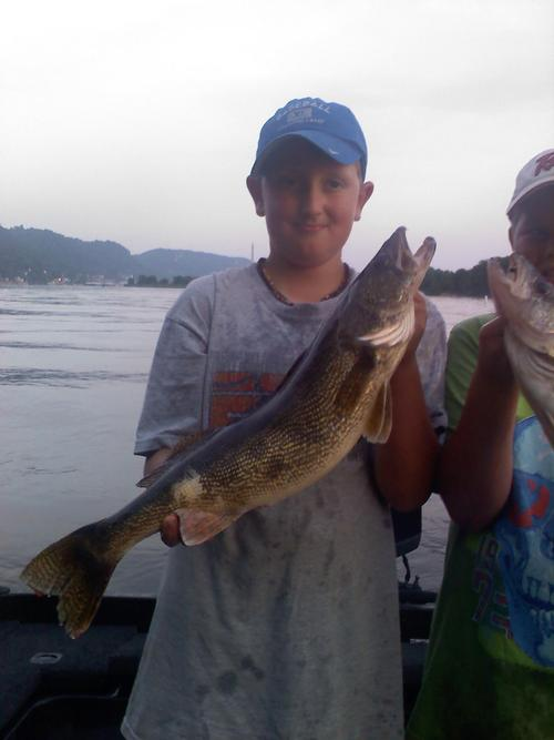 lake pepin walleye fishing pool 4 fishing reports and