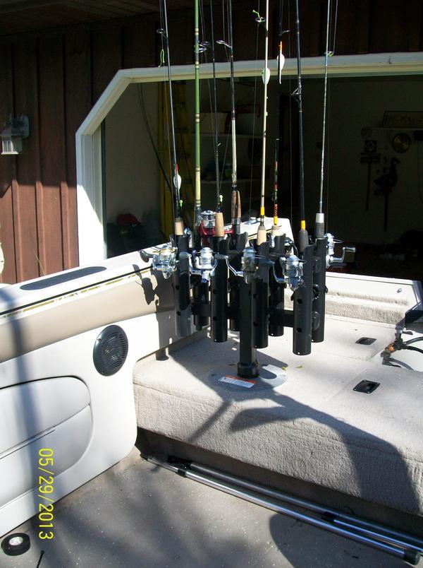 Making Rod Holders