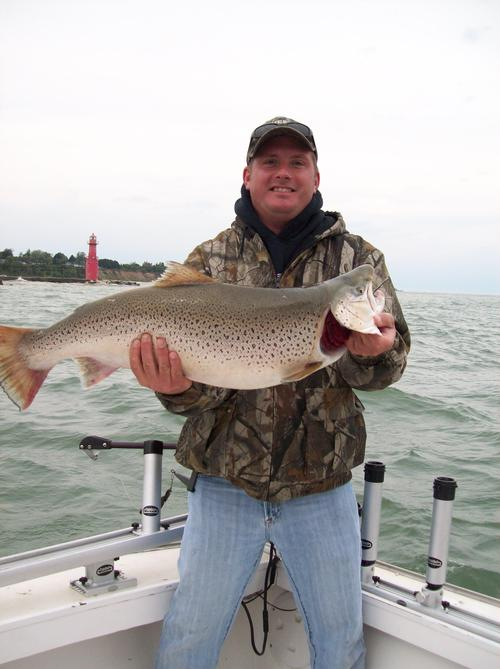 Add report for Kewaunee fishing report