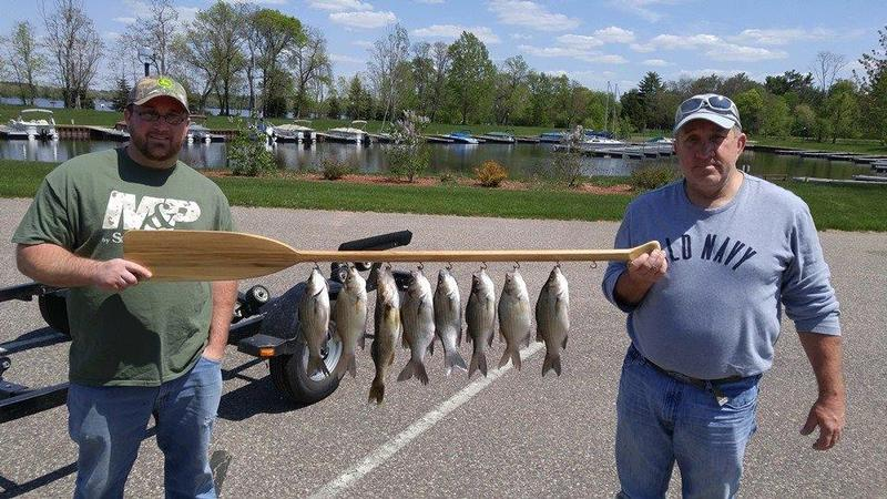 Wi. River Nekoosa--White Bass Fishing Reports and Discussions