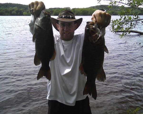 Dells pond eau claire county fishing reports and discussions for Wisconsin dells fishing report