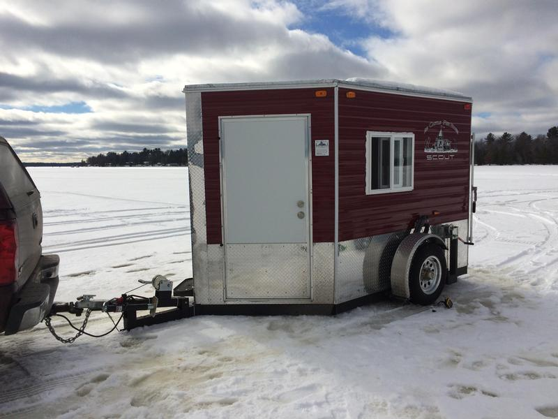 Lets see your ice shanty for Ice fishing shelters for sale