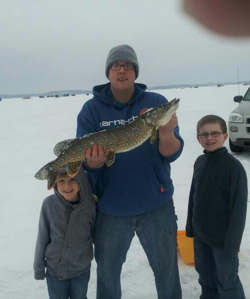 Fishing reports for lake waconia carver county minnesota for Lake waconia fishing report