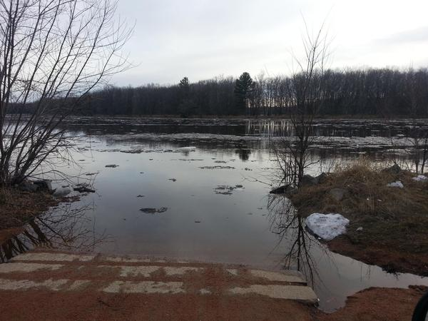 Wisconsin river beans eddy fishing reports and discussions for Wisconsin river fishing report