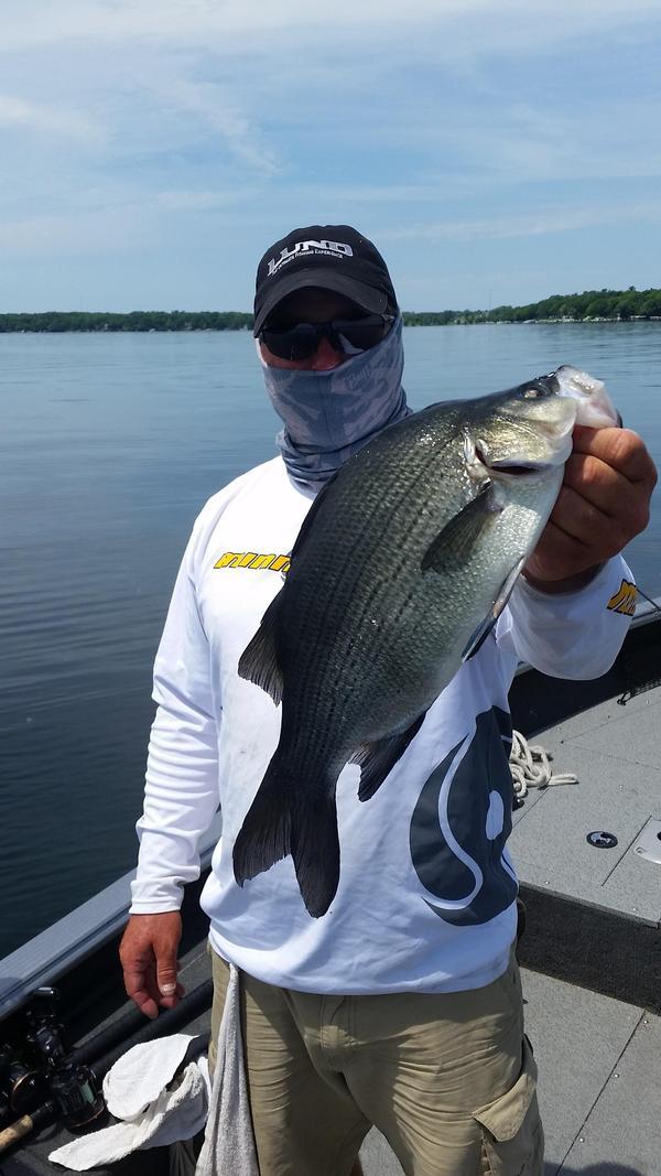 Big green lake green lake county fishing reports and for Big lake fishing report