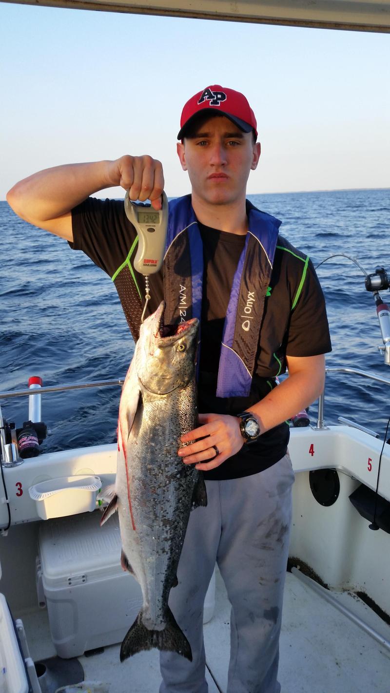Lake michigan sturgeon bay door county fishing reports for Sturgeon fishing report