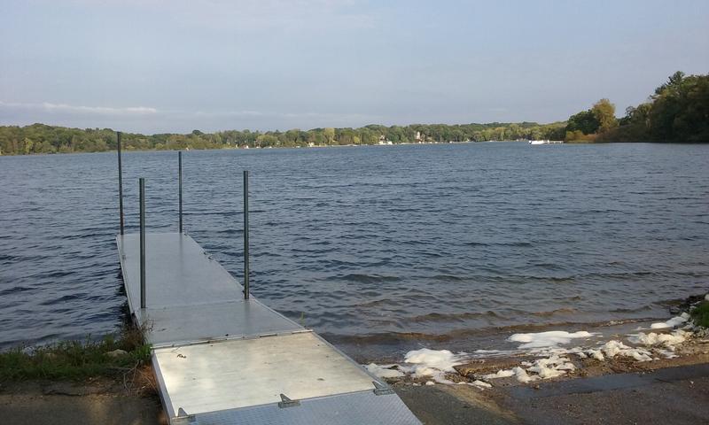 Pleasant lake walworth county fishing reports and discussions for Lake pleasant fishing report