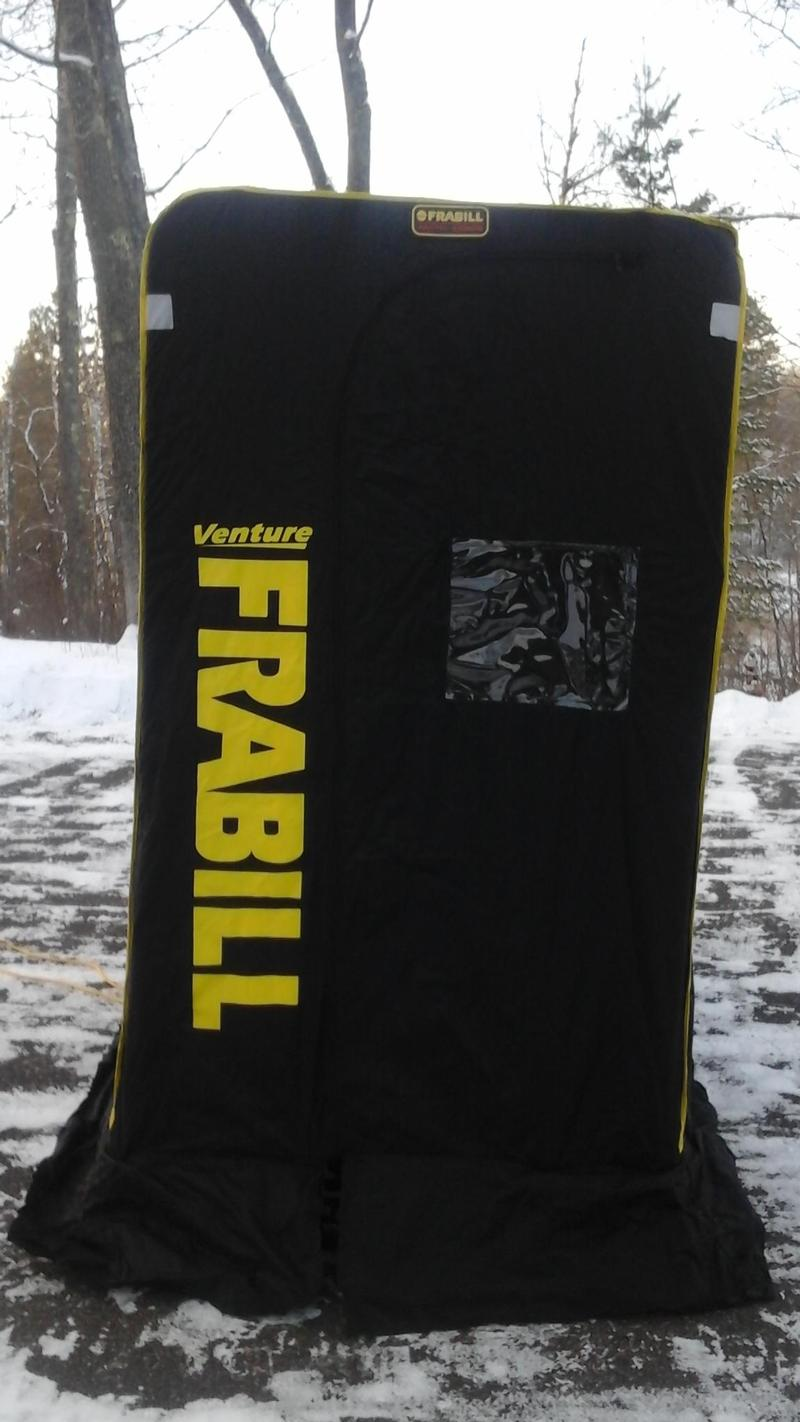 Frabill Hideout/Sno-Boat Shelters