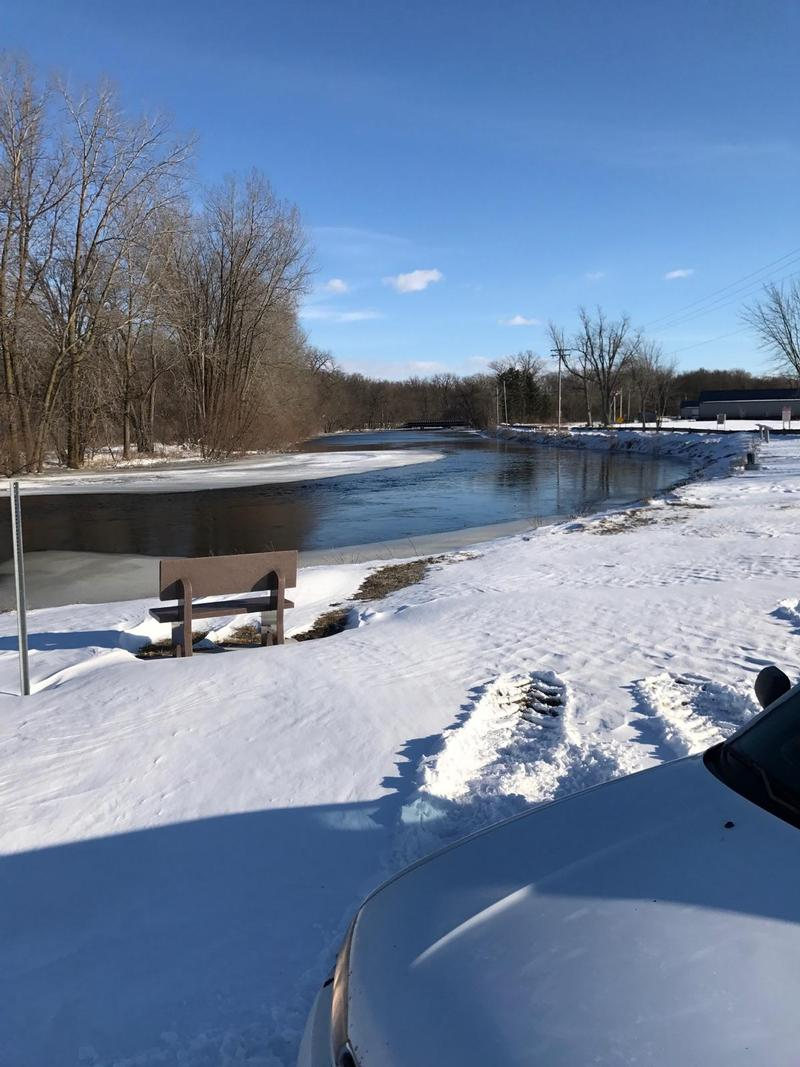 Wolf river shiocton outagamie county fishing reports and for Lake link wisconsin fishing reports