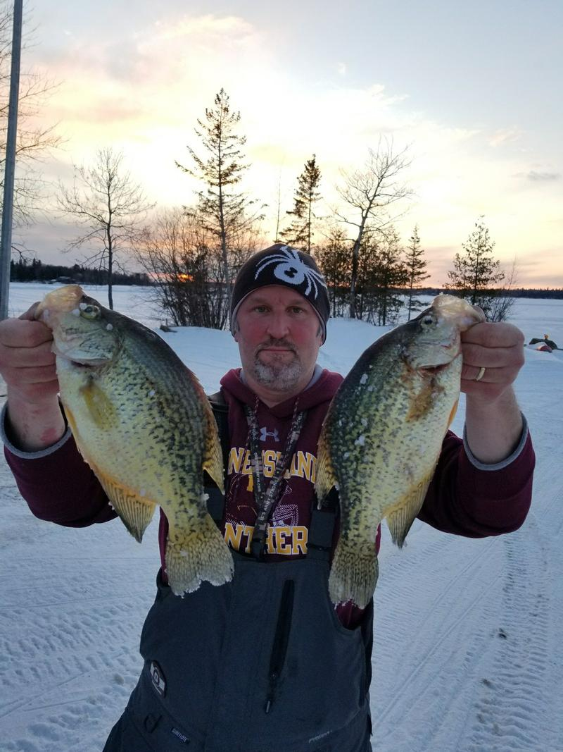 Sunset lodge weekly fishing report nw angle of low for Nw fishing report