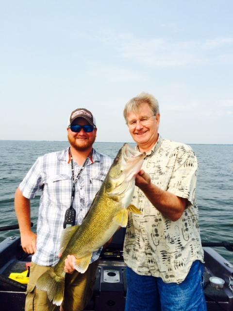 Green bay walleyes fishing reports and discussions for Green top fishing report