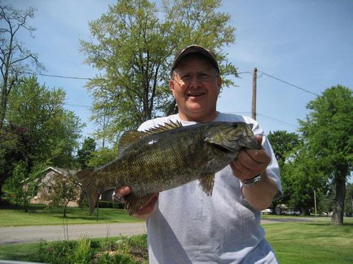 Fishing reports for paw paw lake berrien county michigan for Mi fishing report