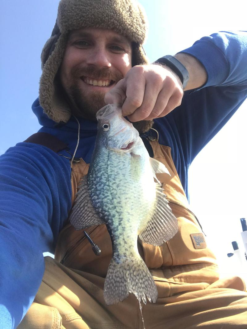 Lake summerset winnebago county fishing reports and for Illinois ice fishing reports