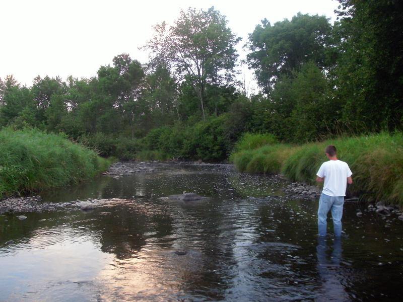 Jump River Price County Wisconsin Fishing Reports And