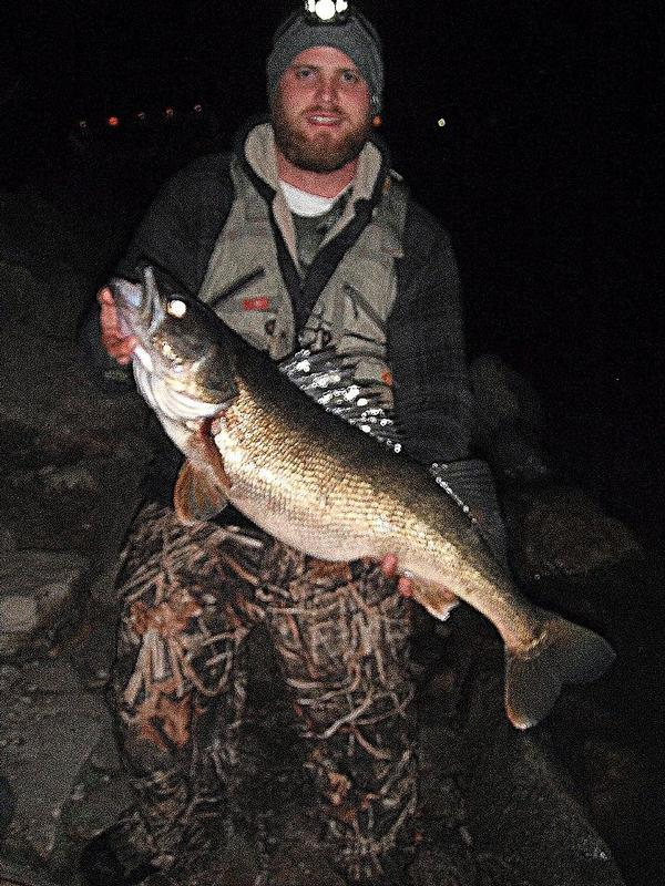 Tippy dam pond manistee county fishing reports and for Tippy dam fishing