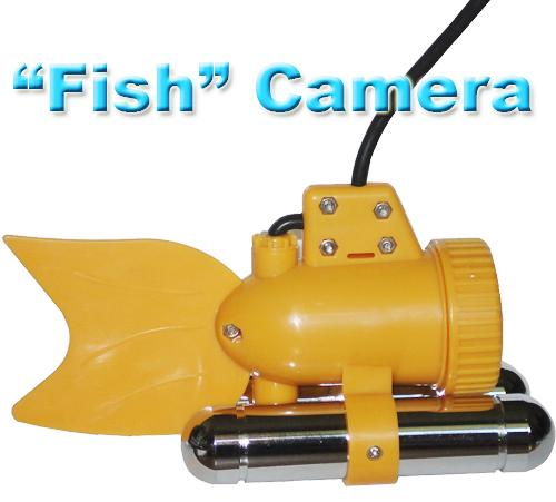 Diy Underwater Fishing Camera