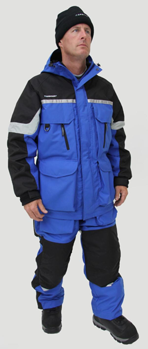 striker ice clam ice fishing suits clearance