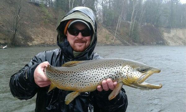 Muskegon River Below Croton Dam Fishing Reports and ...