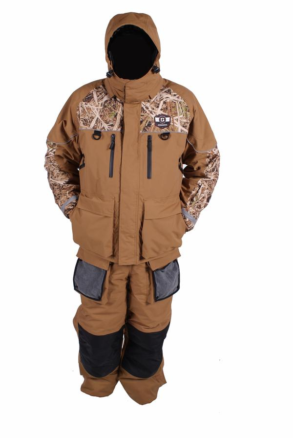 Striker ice and ice armor ice fishing suits free shipping for Ice fishing suits