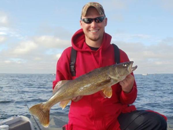 Need help for spring break for Truman lake fishing report