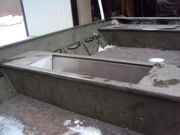 Portable Aluminum Boats : Aftermarket livewells for aluminum boats video search